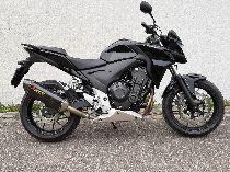 Acheter moto HONDA CB 500 FA ABS  Miniblinkerumbau, Akrapovic Naked