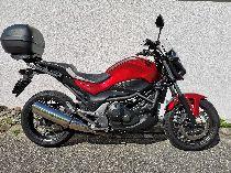 Motorrad kaufen Occasion HONDA NC 750 SA ABS (naked)