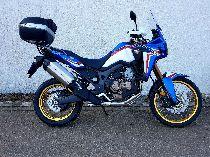 Motorrad Mieten & Roller Mieten HONDA CRF 1000 D Africa Twin Dual Clutch (Enduro)