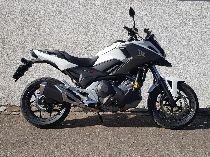 Motorrad Mieten & Roller Mieten HONDA NC 750 XD (Enduro)