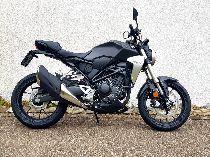 Motorrad kaufen Neufahrzeug HONDA CB 300 R (naked)