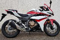 Motorrad kaufen Neufahrzeug HONDA CBR 500 RA ABS (sport)