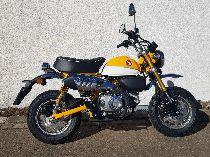 Acheter moto HONDA Z 125 MA Monkey ABS Naked