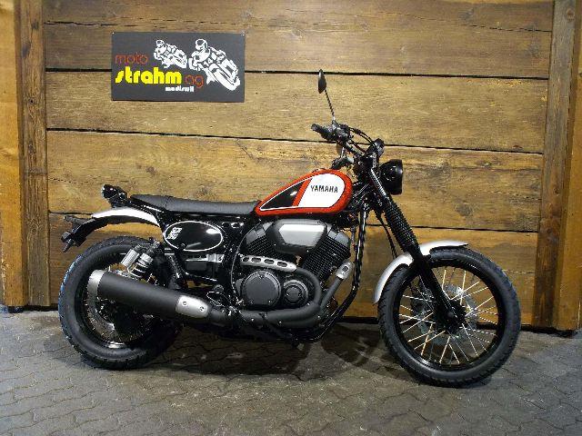 Motorrad kaufen YAMAHA SCR 950 Neufahrzeug