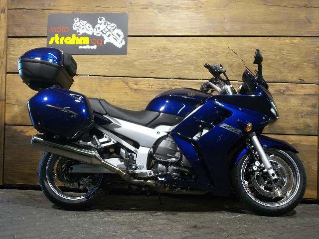 motorrad occasion kaufen yamaha fjr 1300 a moto strahm ag madiswil. Black Bedroom Furniture Sets. Home Design Ideas