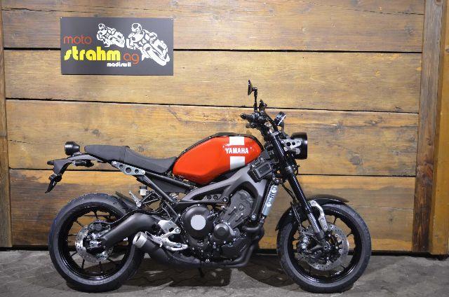 Motorrad kaufen YAMAHA XSR 900 ABS Neufahrzeug