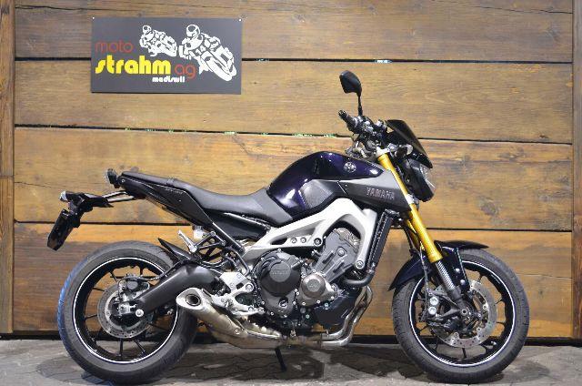 Motorrad kaufen YAMAHA MT 09 ABS Occasion