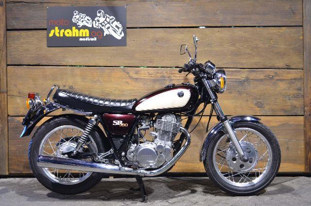 motorrad occasion kaufen yamaha sr 500 moto strahm ag. Black Bedroom Furniture Sets. Home Design Ideas