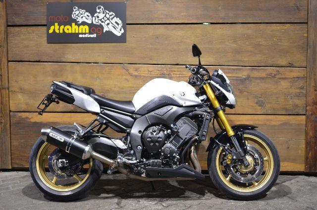 Motorrad kaufen YAMAHA FZ 8 NA ABS 35kW Occasion