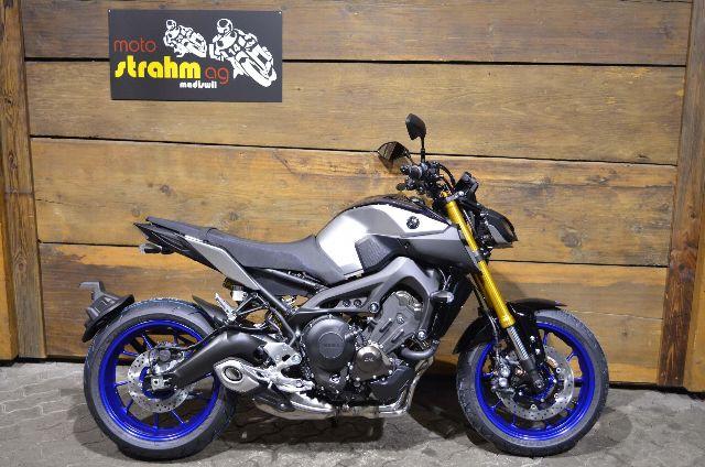 Motorrad kaufen YAMAHA MT 09 SP Neufahrzeug