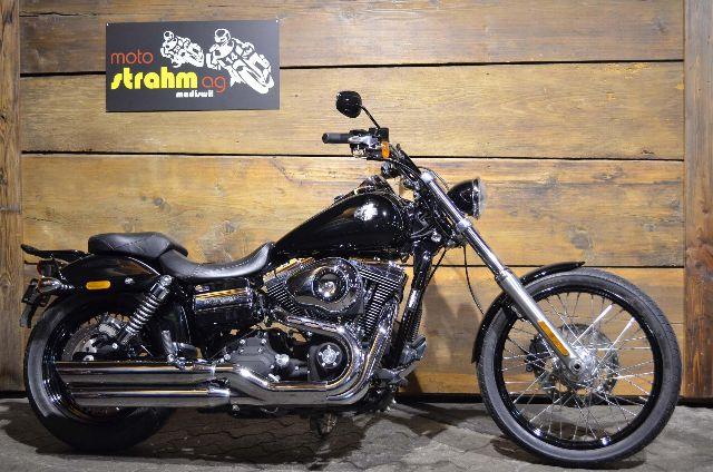 Motorrad kaufen HARLEY-DAVIDSON FXDWG 1584 Dyna Wide Glide Occasion