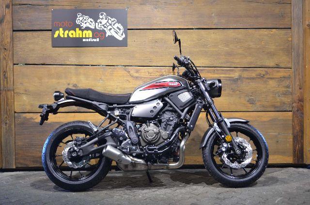 Motorrad kaufen YAMAHA XSR 700 Neufahrzeug