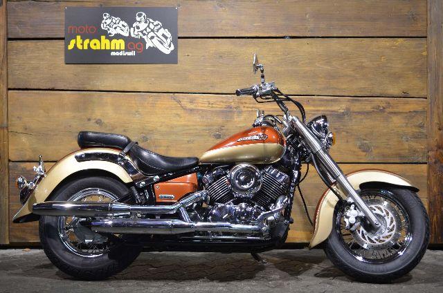 Motorrad kaufen YAMAHA XVS 650 A Drag Star Occasion