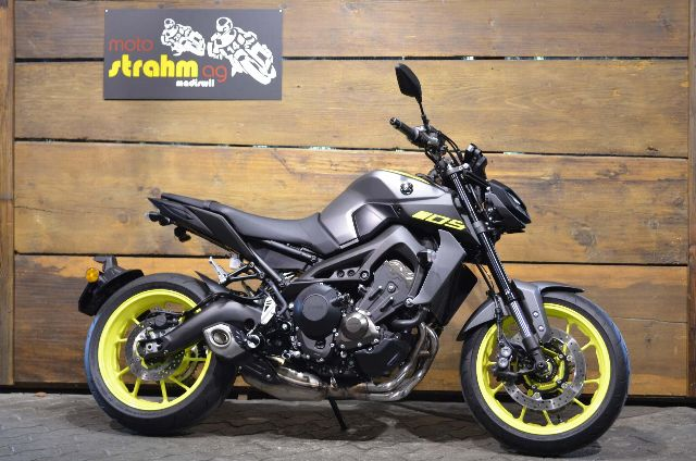 Motorrad kaufen YAMAHA MT 09 A ABS Occasion
