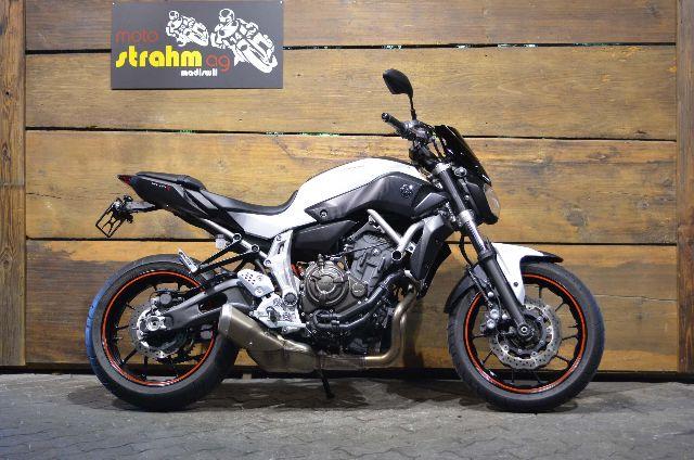 Motorrad kaufen YAMAHA MT 07 ABS 25kW Occasion