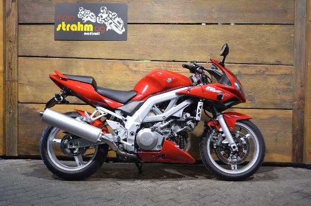 Motorrad kaufen SUZUKI SV 1000 S Occasion