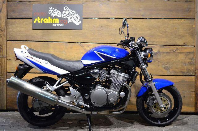 Motorrad kaufen SUZUKI GSF 600 Bandit Occasion