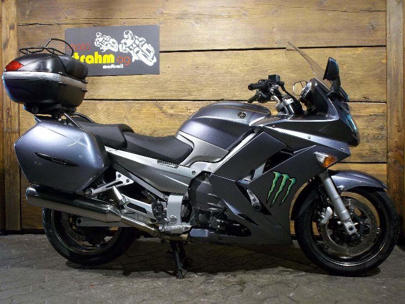 motorrad occasion kaufen yamaha fjr 1300 as abs moto strahm ag madiswil. Black Bedroom Furniture Sets. Home Design Ideas