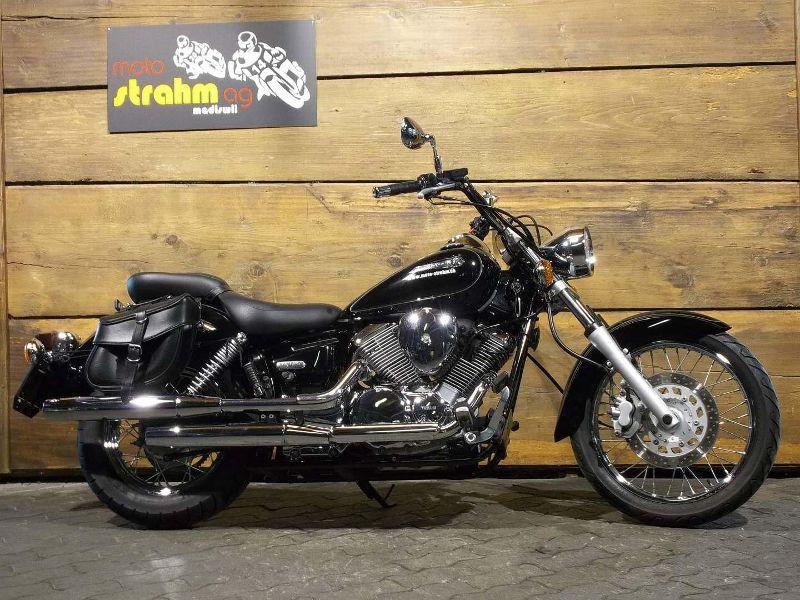 motorrad occasion kaufen yamaha xvs 125 drag star moto. Black Bedroom Furniture Sets. Home Design Ideas