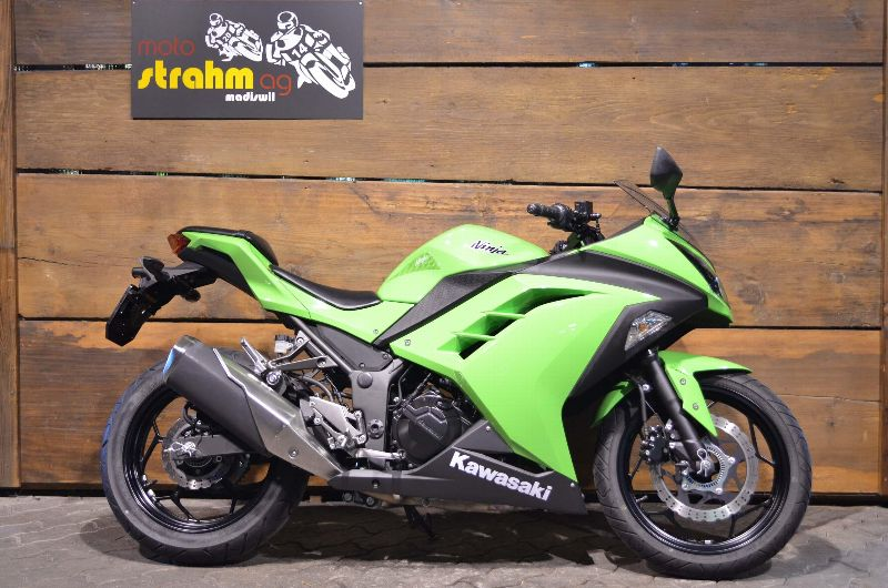 Moto Occasioni Acquistare Kawasaki Ninja 300 Moto Strahm Ag Madiswil