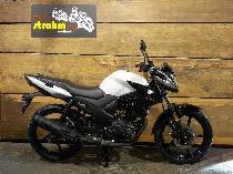 Motorrad kaufen Neufahrzeug YAMAHA YS 125 UBS (naked)