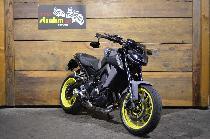 Töff kaufen YAMAHA MT 09 A ABS Naked