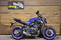 Motorrad kaufen Neufahrzeug YAMAHA MT 07 A (naked)