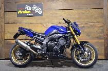 Motorrad kaufen Occasion YAMAHA FZ 8 NA ABS 35kW (naked)