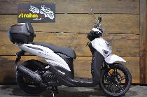 Motorrad kaufen Neufahrzeug YAMAHA HW 125 (roller)