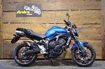 Motorrad kaufen Occasion YAMAHA FZ 6 ABS (naked)