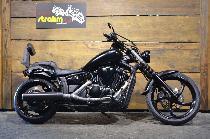 Motorrad kaufen Occasion YAMAHA XVS 1300 CU Custom (custom)