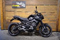 Motorrad kaufen Occasion YAMAHA MT 09 A ABS (naked)