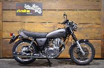 Motorrad kaufen Occasion YAMAHA SR 400 (naked)