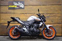Motorrad kaufen Vorführmodell YAMAHA MT 03 (naked)