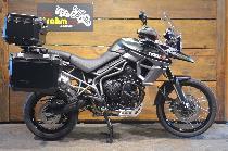 Motorrad kaufen Occasion TRIUMPH Tiger 800 XCX ABS (enduro)