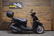 Motorrad kaufen Occasion YAMAHA XC 115 Delight (roller)