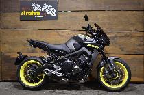 Motorrad kaufen Occasion YAMAHA MT 09 A ABS (naked)