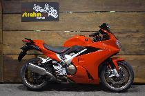 Motorrad kaufen Occasion HONDA VFR 800 F ABS (sport)