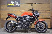 Motorrad kaufen Occasion YAMAHA XJ 6 NA ABS (naked)