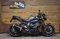 Motorrad kaufen Occasion YAMAHA FZ 8 NA ABS (naked)