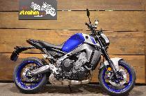 Motorrad kaufen Vorführmodell YAMAHA MT 09 SP (naked)
