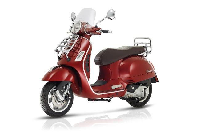 Motorrad kaufen PIAGGIO Vespa GTS 125 Touring Neufahrzeug