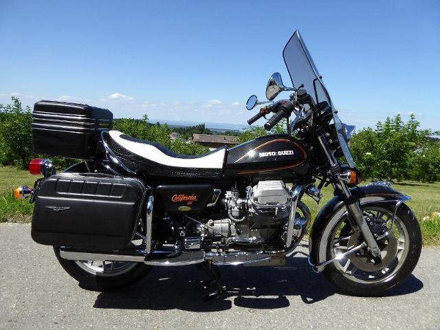 Motorrad kaufen MOTO GUZZI VT-California Oldtimer