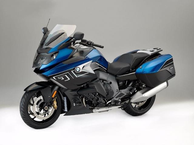 Motorrad kaufen BMW K 1600 GT ABS Vorführfahrzeug Occasion