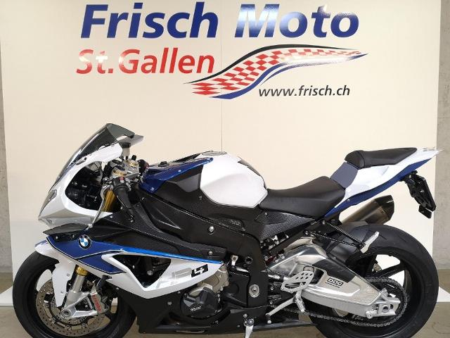 Motorrad kaufen BMW HP4 Occasion