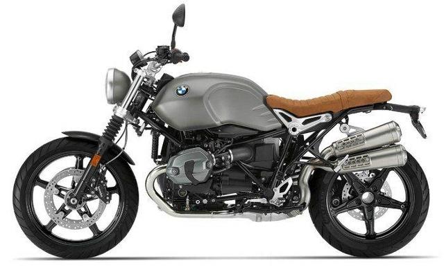 Motorrad kaufen BMW R nine T Scrambler ABS Vorführfahrzeug Occasion