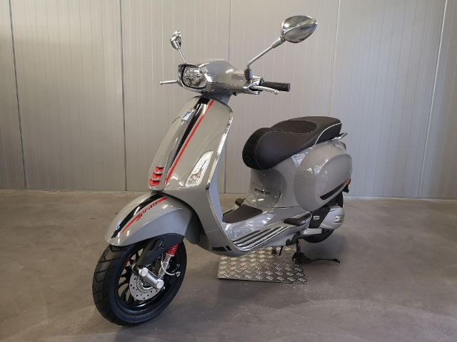Acheter une moto PIAGGIO Vespa Sprint 125 ABS iGet Sport neuve