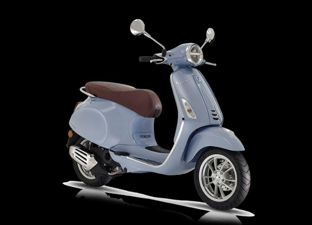 Acheter une moto PIAGGIO Vespa Primavera 125 ABS iGet 12