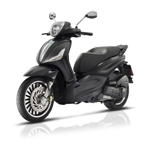 Motorrad kaufen PIAGGIO Beverly 300 i.e. Police Neufahrzeug