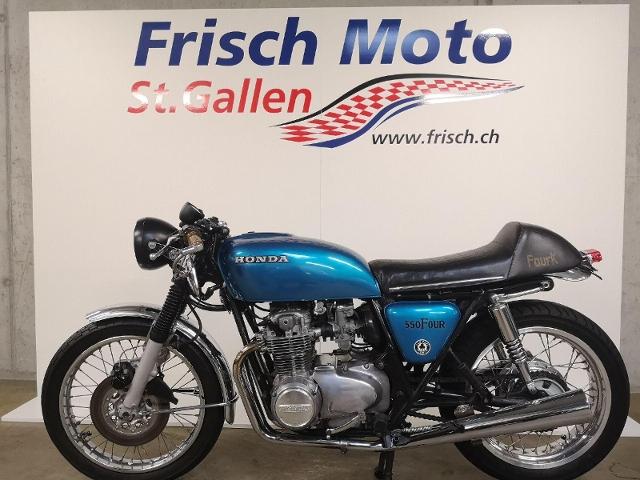 Motorrad kaufen HONDA CB 550 F Oldtimer